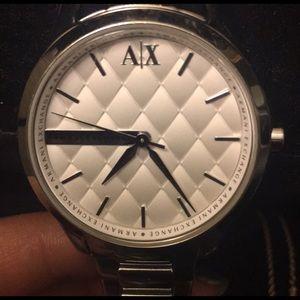 BUNDLE! two Armani watches